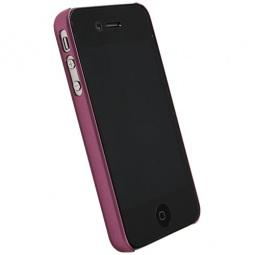 фото Чехол Krusell ColorCover для iPhone 4. Цвет: розовый