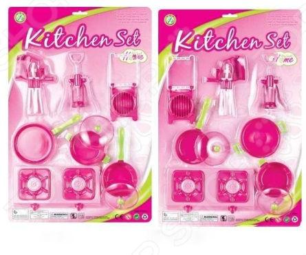 Набор игровой для девочек Kitchen Set 1717172. В ассортименте    /