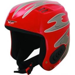 фото Шлем горнолыжный VCAN VS600 REDBAT
