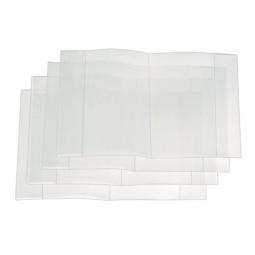 Купить Обложка для учебников прозрачная Брупак К41-13
