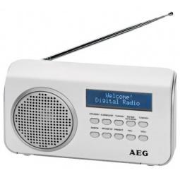 фото Радиоприемник AEG DAB 4130. Цвет: белый