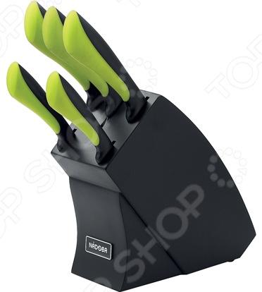Набор ножей Nadoba Jana набор ножей с выдвижными лезвиями matrix 78991