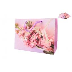 Купить Набор подарочных пакетов Elan Gallery «Розовый букет»
