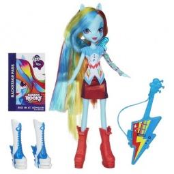 фото Кукла с аксессуарами Hasbro A3995 «Рэинбоу Даш»