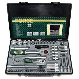 Купить Набор с торцевыми головками и битами Force F-4611-5