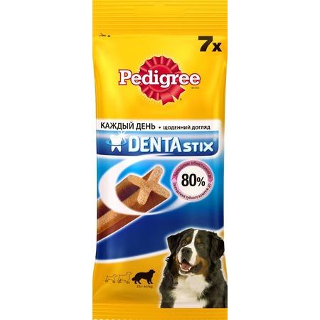 Купить Пластинки для снятия зубного камня у собак крупных пород Pedigree Denta Stix Daily Big
