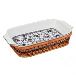 Купить Форма для запекания керамическая Mayer&Boch «Узор» MB-24803