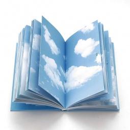 фото Записная книжка Nuuna «Cloud»