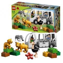 фото Конструктор LEGO Зооавтобус