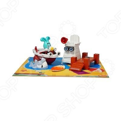 Набор игровой для ребенка Ouaps «Бани. Спасатель» камни для бани harvia