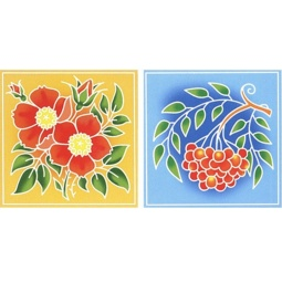 Купить Набор для росписи ткани RTO BK-010/015