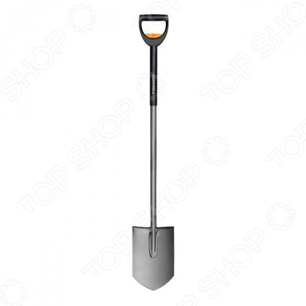 Лопата садовая телескопическая штыковая Fiskars 131300