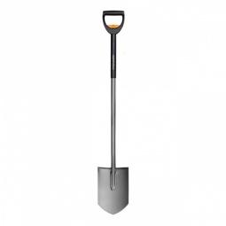 Купить Лопата садовая телескопическая штыковая Fiskars 131300