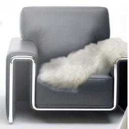 фото Шкура овечья Vortex 25000. Цвет: белый