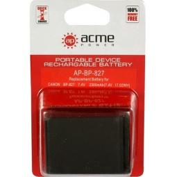 Купить Аккумулятор AcmePower AP-BP-827