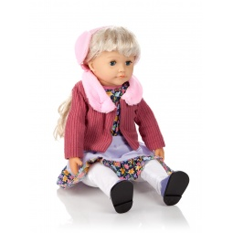 фото Кукла интерактивная Shantou Gepai «Наташа» MY071
