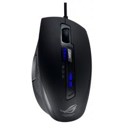 Купить Мышь Asus GX850 Black USB