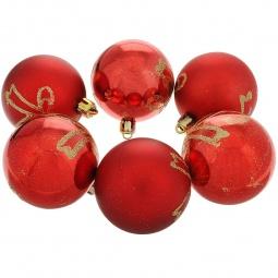 фото Набор новогодних шаров Феникс-Презент 35511