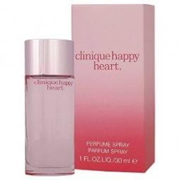 фото Парфюмированная вода-спрей для женщин Clinique Happy Heart. Объем: 30 мл
