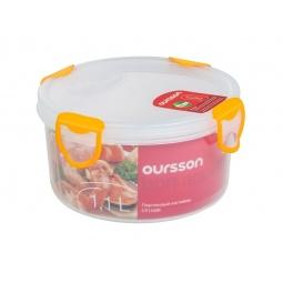 фото Контейнер для хранения продуктов Oursson Clip Fresh CP1100R. Цвет: оранжевый