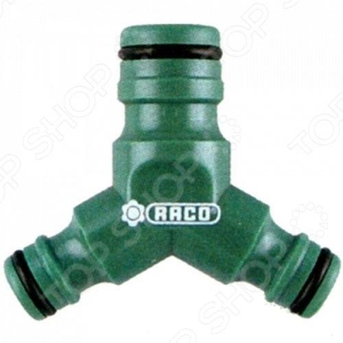 Тройник Raco Profi Extra-Flow 4252-55165C Тройник Raco Profi Extra-Flow 4252-55165C /