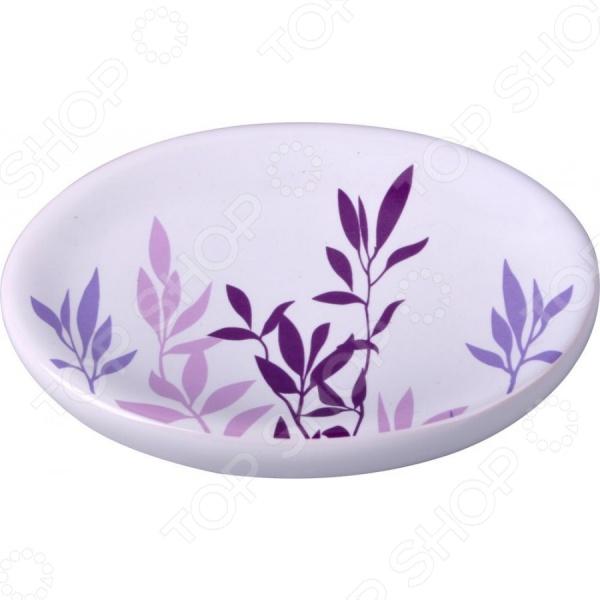 Мыльница SD-POLАксессуары для ванной комнаты<br>Мыльница SD-POL практичная вещь для ванной комнаты. Её можно самостоятельно установить на удобную для вас поверхность ванной комнате устанавливать, желательно, на гладкие и чистые поверхности . Отличается экологичностью, износостойкостью и уникальным антибактериальным эффектом. Мыльница выгодно подчеркнет элементы ванной комнаты.<br>