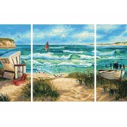 Купить Набор для рисования по номерам Schipper «Летний отпуск»