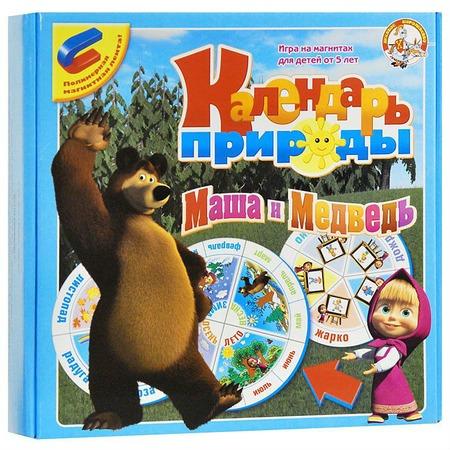 Купить Игра обучающая Десятое королевство «Календарь природы»
