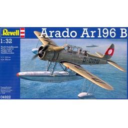 фото Сборная модель самолета-разведчика Revell 04922R «Arado Ar196B»