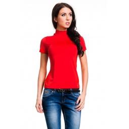 фото Водолазка Mondigo 216. Цвет: красный. Размер одежды: 42