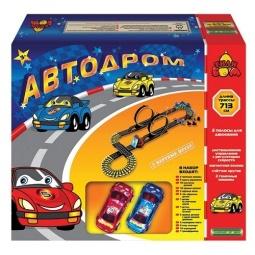 Купить Автодром игрушечный Тилибом Т80445