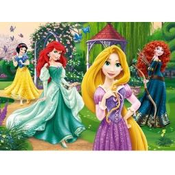 Купить Пазл 30 элементов Trefl «Очаровательные принцессы»