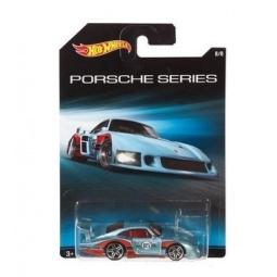 фото Машинка коллекционная Mattel Hot Wheels Porsche 935-78