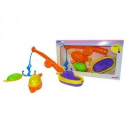 фото Игровой набор для ребенка Simba «Рыболов»
