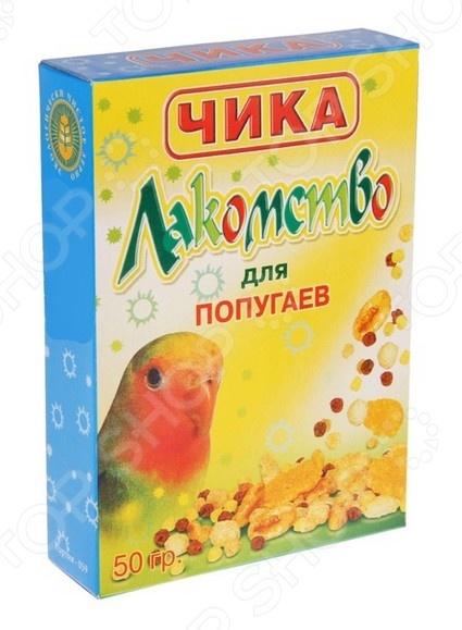 Лакомство для попугаев ЧИКА 15299