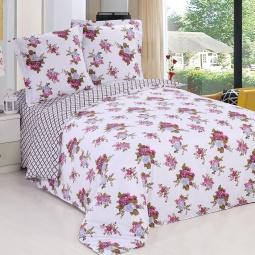 фото Комплект постельного белья Amore Mio Sevilya. Poplin. Семейный