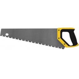 Купить Ножовка по дереву FIT Профи (3D-заточка, каленая, прорезиненная ручка, переменный профиль)