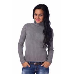 фото Свитер Mondigo 9035. Цвет: серый. Размер одежды: 46