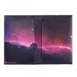 фото Обложка для паспорта двухсторонняя Mitya Veselkov «Ночное небо»