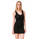 Фото Платье Mondigo 8706. Цвет: черный. Размер одежды: 44