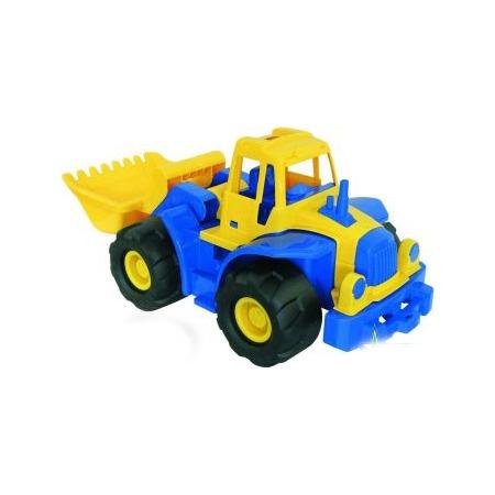 Купить Машинка игрушечная Нордпласт «Трактор Богатырь с грейдером»