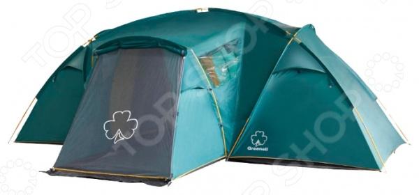 Палатка Greenell «Виржиния 6 плюс» палатка 6 м greenwood den 6
