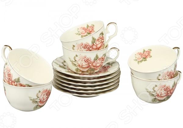 Чайный сервиз Rosenberg 8728 Rosenberg - артикул: 673586