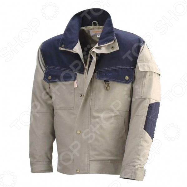 Куртка рабочая KAPRIOL Savana. Цвет: бежевый