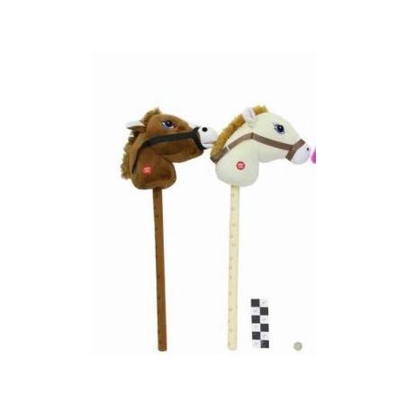 Купить Лошадка-скакалка плюшевая Shantou Gepai 61059. В ассортименте