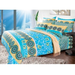 фото Комплект постельного белья Primavelle «Месур». 2-спальный. Размер простыни: 215х220 см. Размер наволочки: 70х70 см — 2 шт
