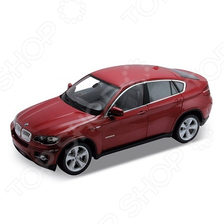 Модель машины 1:18 Welly BMW X6