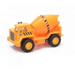 фото Машинка игрушечная Soma «Бетономешалка» 78258