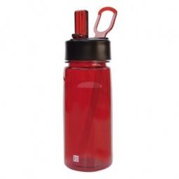 фото Бутылка для воды IRIS Barcelona I8203. Цвет: красный