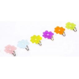 Купить Крючки на планке Shine «Цветы»